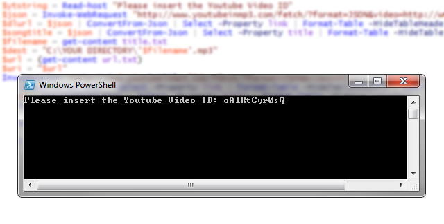 Youtube Video to MP3
